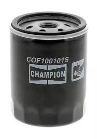 Масляний фільтр на Фіат Тіпо 'CHAMPION COF100101S'.