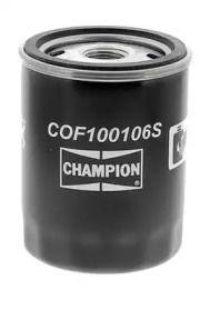 Масляний фільтр на ALFA ROMEO 166 'CHAMPION COF100106S'.