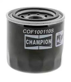 Масляний фільтр на MAZDA PREMACY 'CHAMPION COF100110S'.