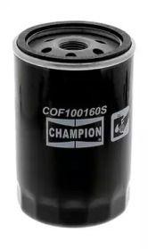 Масляный фильтр на VOLKSWAGEN JETTA 'CHAMPION COF100160S'.