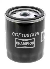 Масляний фільтр на Мазда СХ5 CHAMPION COF100182S.