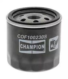 Масляний фільтр на Альфа Ромео 166 'CHAMPION COF100230S'.