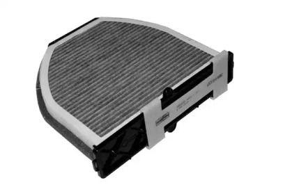 Вугільний фільтр салону на Mercedes-Benz GLK  CHAMPION CCF0149C.