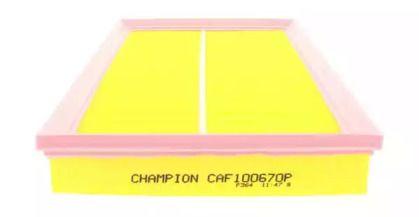 Повітряний фільтр на Мерседес Гл Клас  CHAMPION CAF100785P.