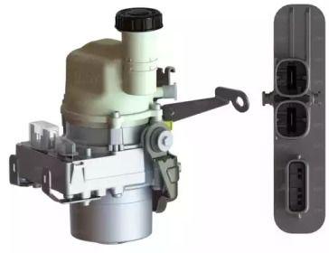 Насос гідропідсилювача керма JTEKT G5102008.