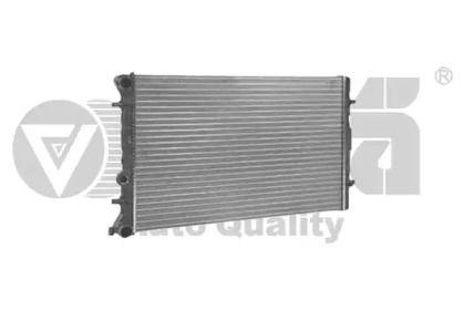 Радиатор охлаждения двигателя на Сеат Леон 'VIKA 11210138301'.