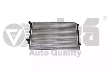 Радиатор охлаждения двигателя на Сеат Толедо VIKA 11210138601.