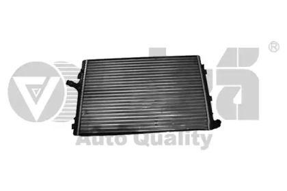 Радиатор охлаждения двигателя на SEAT ALTEA VIKA 11210756901.