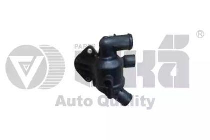Корпус термостата на SKODA OCTAVIA A5 'VIKA 11211797801'.