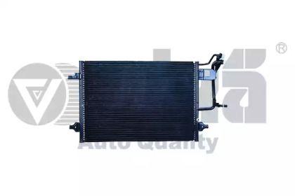 Радиатор кондиционера на Фольксваген Пассат VIKA 22600007301.