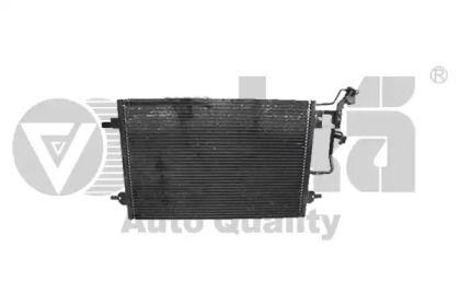Радиатор кондиционера на Фольксваген Пассат VIKA 22600008701.