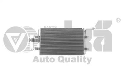 Радиатор кондиционера на SEAT LEON VIKA 28200005901.
