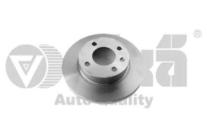 Передний тормозной диск на SKODA FAVORIT VIKA 64300026801.