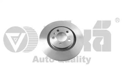 Задний тормозной диск на SEAT LEON VIKA 66150021101.
