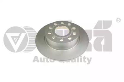Задний тормозной диск на VOLKSWAGEN CADDY VIKA 66150615501.