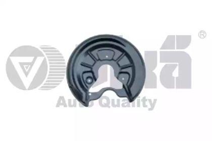 Защитный кожух тормозного диска на Фольксваген Джетта 'VIKA 66151712301'.