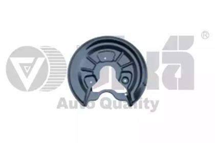 Защитный кожух тормозного диска на VOLKSWAGEN JETTA 'VIKA 66151712401'.