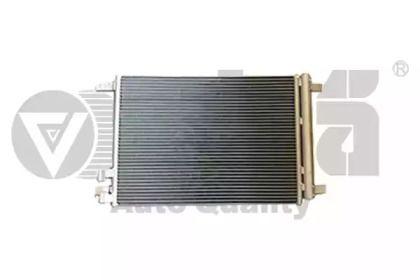 Радиатор кондиционера на Сеат Леон VIKA 88161293801.
