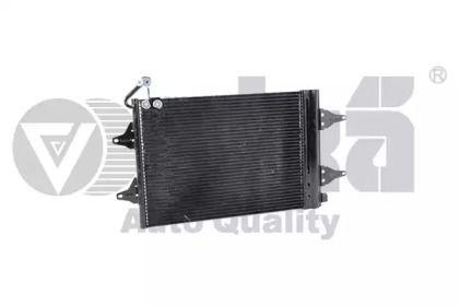 Радиатор кондиционера на VOLKSWAGEN GOLF VIKA 88201352601.