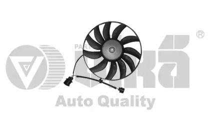Вентилятор охлаждения радиатора на SEAT LEON VIKA 99590013901.