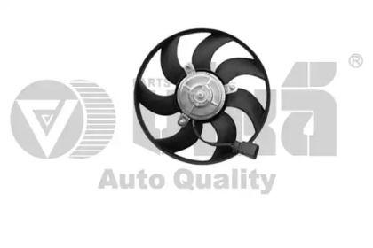 Вентилятор охлаждения радиатора на VOLKSWAGEN JETTA VIKA 99590789801.