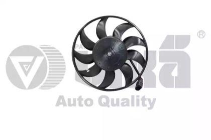 Вентилятор охолодження радіатора VIKA 99591480901 малюнок 0