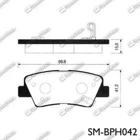 SPEEDMATE SM-BPH042