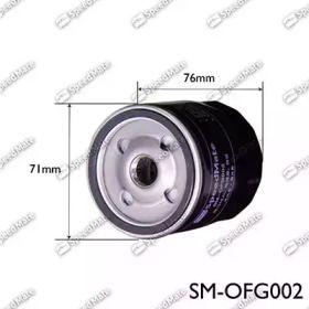 Масляний фільтр SPEEDMATE SM-OFG002.