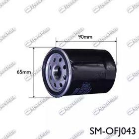Масляный фильтр SPEEDMATE SM-OFJ043.