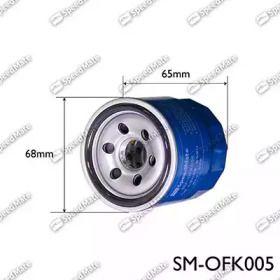 Масляний фільтр на Мазда Деміо 'SPEEDMATE SM-OFK005'.