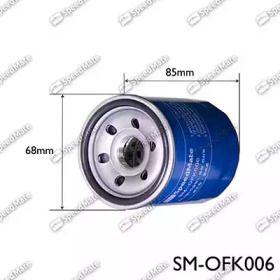 Масляний фільтр на Мазда МХ3 'SPEEDMATE SM-OFK006'.