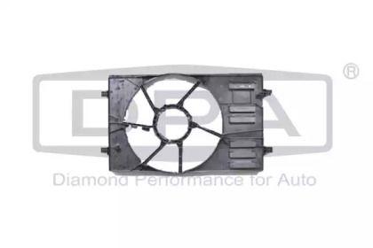 Вентилятор охлаждения радиатора на Фольксваген Пассат 'DPA 11211336202'.