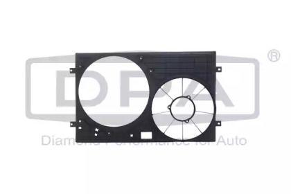 Вентилятор охолодження радіатора 'DPA 81210127102'.