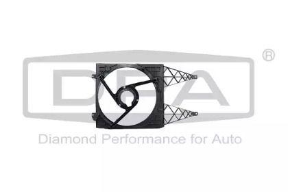 Вентилятор охолодження радіатора 'DPA 81210332702'.