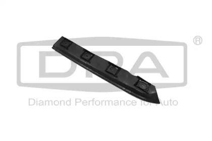 Правое крепление заднего бампера на Фольксваген Гольф 'DPA 88070021602'.