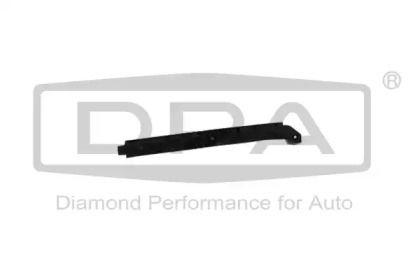Правое крепление заднего бампера на Шкода Октавия А5 'DPA 88070021702'.