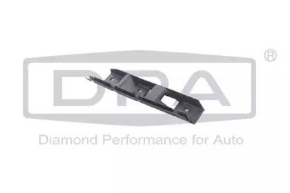 Левое крепление переднего бампера на Фольксваген Пассат DPA 88070049502.