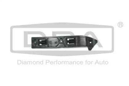 Правое крепление переднего бампера на VOLKSWAGEN GOLF 'DPA 88070143302'.