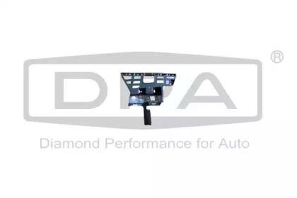 Праве кріплення переднього бампера 'DPA 88070775502'.