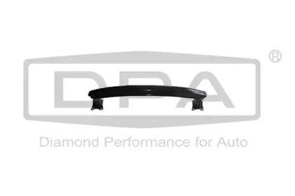 Усилитель заднего бампера на SKODA OCTAVIA A5 'DPA 88070873202'.