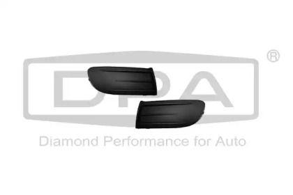 Решетка бампера на SKODA OCTAVIA A5 DPA 88070874202.