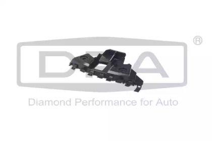 Правое крепление переднего бампера на Фольксваген Гольф 'DPA 88071046502'.