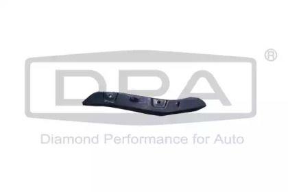 Праве кріплення переднього бампера 'DPA 88071240202'.