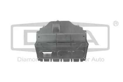 Изоляция моторного отделения на SEAT TOLEDO 'DPA 88250847002'.