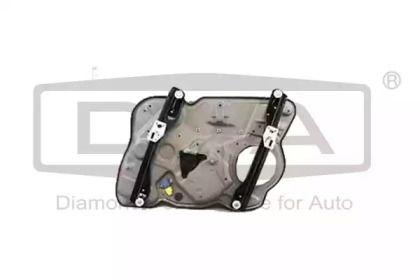 Передний левый стеклоподъемник на SKODA OCTAVIA A5 DPA 88370294602.