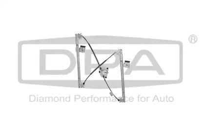 Передний левый стеклоподъемник на Сеат Толедо 'DPA 88370983502'.