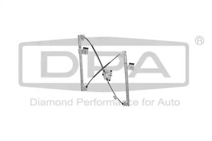 Передний левый стеклоподъемник на SEAT LEON 'DPA 88370983502'.