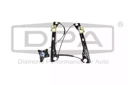Передний правый стеклоподъемник на SEAT TOLEDO 'DPA 88371036502'.
