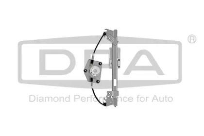 Задний правый стеклоподъемник на SEAT LEON DPA 88391493802.