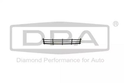 Решетка бампера на Шкода Октавия А5 DPA 88530045702.